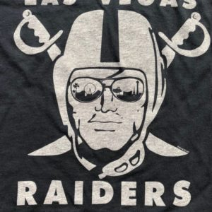 Vegas Raiders Sunglass Logo Men's T-Shirt