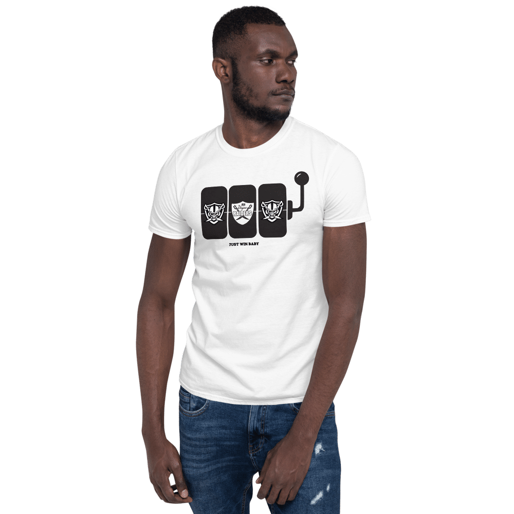 Vegas Raiders Slot Shirt – Just Win Baby