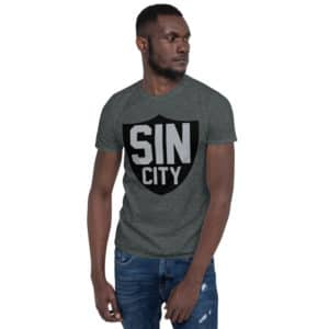 Sin City Raiders Shirt
