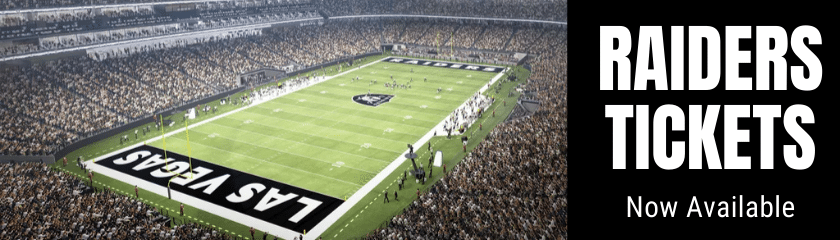 Raiders Tickets for Sale