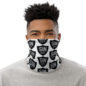 Sin City Raider Shield Neck Gaiter