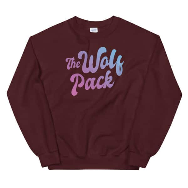 The Wolf Pack Unisex Sweatshirt