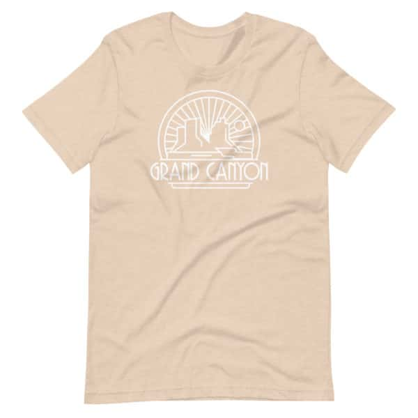 Grand Canyon Premium Short-Sleeve Unisex T-Shirt
