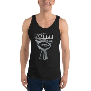 Raider Nation Vegas Unisex Tank Top