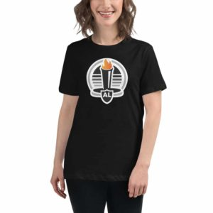 The Al Flame Women's Relaxed T-Shirt