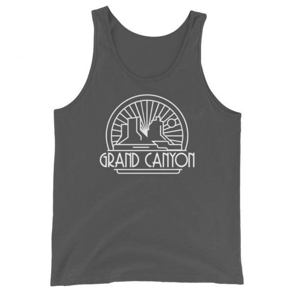 The Grand Canyon Unisex Tank Top