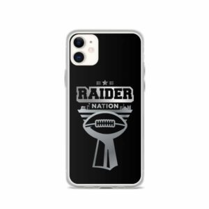 Raider Nation Vegas iPhone Case