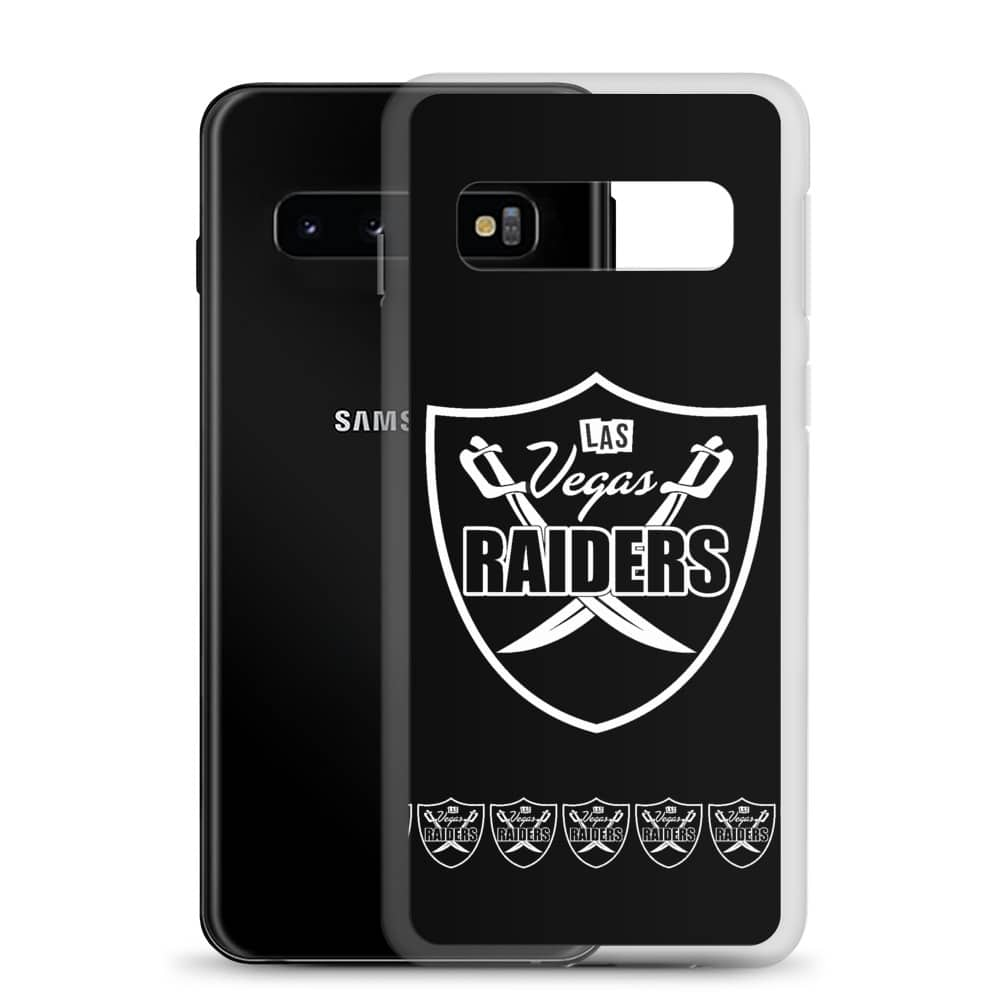 Vegas Raiders Shield Samsung Case