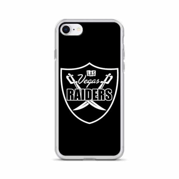 Las Vegas Raiders Simple Shield iPhone Case
