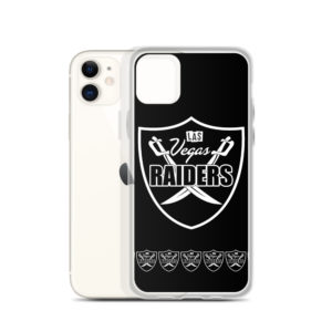 Vegas Raiders Shield iPhone Case