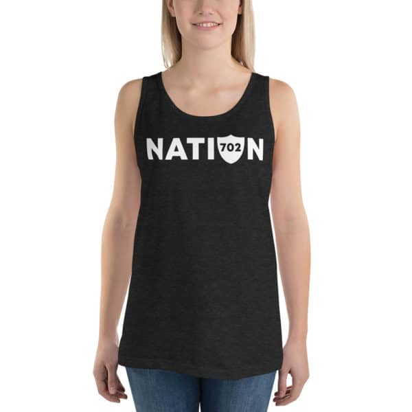 702 Vegas Raider Nation Unisex Tank Top
