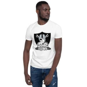 Fabulous Las Vegas Raiders Logo Short-Sleeve Unisex T-Shirt